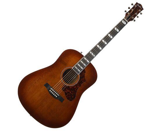 Акустическая гитара с подключением GODIN 047918 Metropolis LTD Havana Burst HG EQ (с кофром), фото