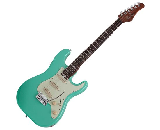 Электрогитара SCHECTER NICK JOHNSTON DS TRAD A.GREEN, фото