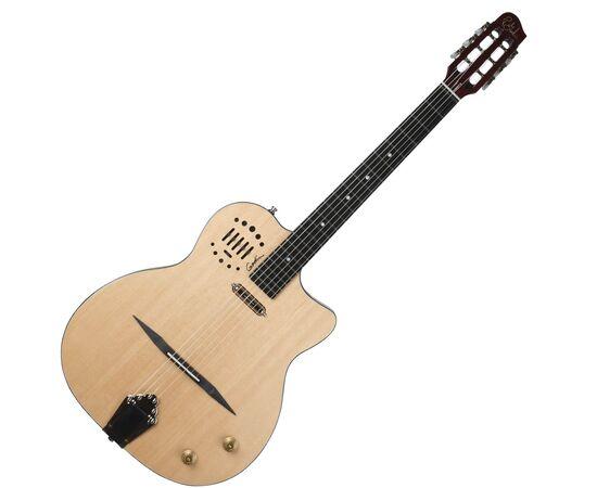 Электроакустическая гитара GODIN 047109 Multiac Gypsy Jazz (с кофром), фото