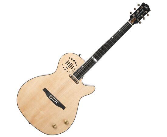 Електроакустична гітара GODIN 047895 Multiac Steel Natural HG (з кофром), фото