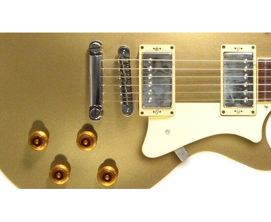 Електрогітара HERITAGE H150CM LW GOLD TOP W 59'S №06102, фото 4