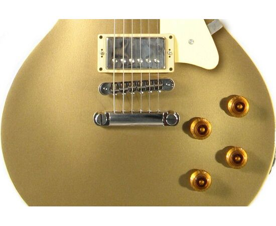 Електрогітара HERITAGE H150CM LW GOLD TOP W 59'S №06102, фото 5
