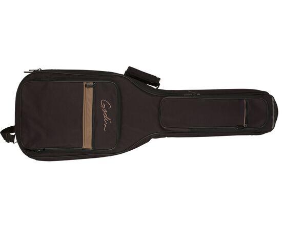 Электрогитара GODIN 025503 XTSA Leaftop Trans Black (с чехлом), фото 12