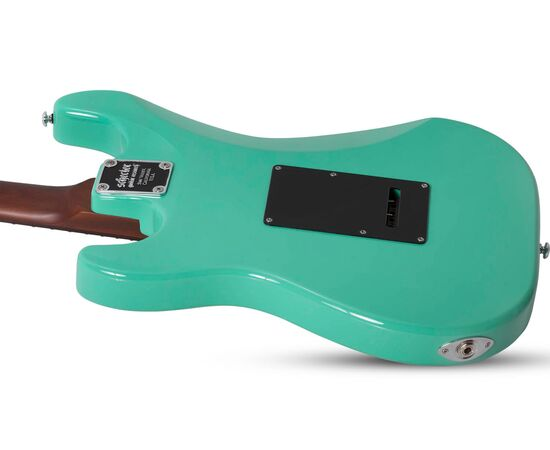 Электрогитара SCHECTER NICK JOHNSTON DS TRAD A.GREEN, фото 9