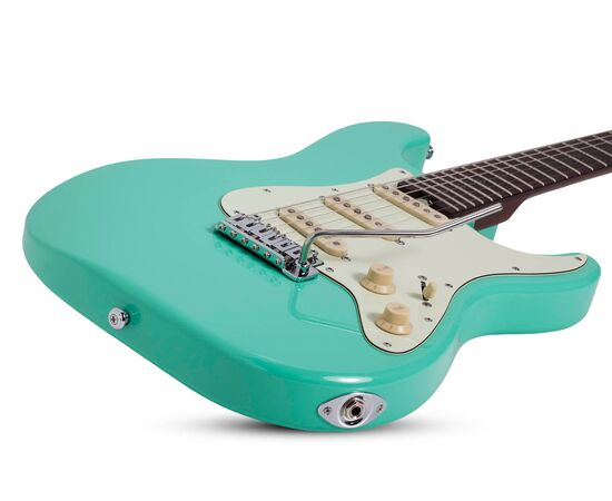 Электрогитара SCHECTER NICK JOHNSTON DS TRAD A.GREEN, фото 3