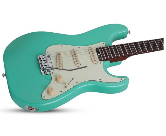 Электрогитара SCHECTER NICK JOHNSTON DS TRAD A.GREEN, фото 6