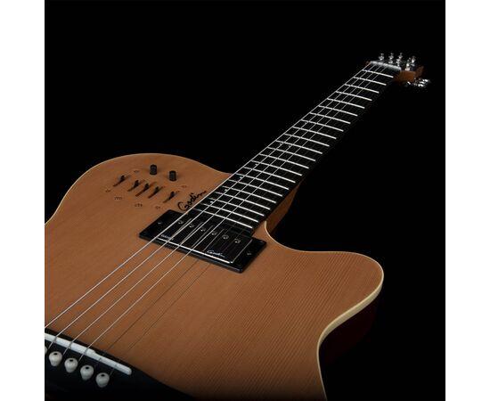 Электроакустическая гитара GODIN 030293 A6 ULTRA Natural SG, фото 10