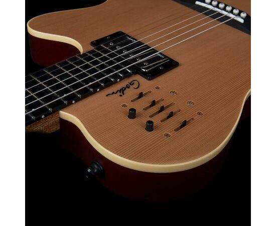Электроакустическая гитара GODIN 030293 A6 ULTRA Natural SG, фото 12