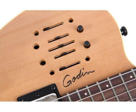 Электроакустическая гитара GODIN 030293 A6 ULTRA Natural SG, фото 5