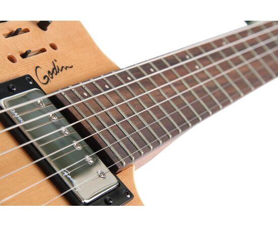 Электроакустическая гитара GODIN 030293 A6 ULTRA Natural SG, фото 8