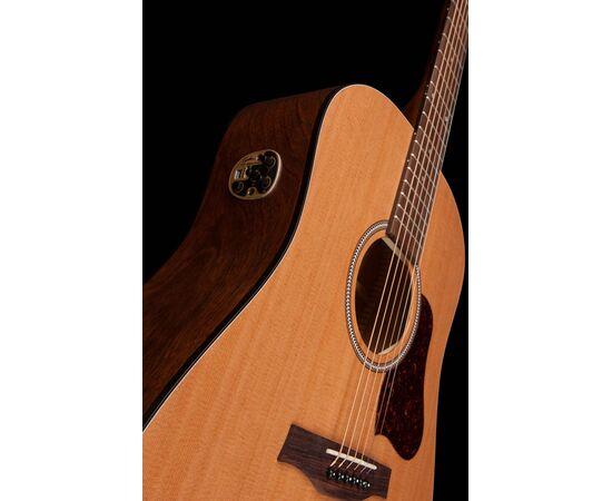 Акустическая гитара с подключением SEAGULL 046416 S6 Original SLIM QIT, фото 7