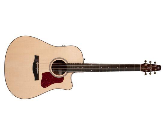 Акустична гітара з вирізом та підключенням SEAGULL 046430 Maritime SWS CW GT QIT, фото 2