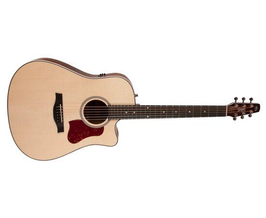 Акустична гітара з вирізом та підключенням SEAGULL 046430 Maritime SWS CW GT QIT, фото 3