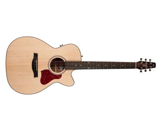 Акустическая гитара с вырезом и подключением SEAGULL 046447 Maritime SWS CH CW QIT, фото 2