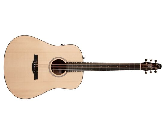 Акустична гітара з підключенням SEAGULL 046454 Maritime SWS SG QIT, фото 2