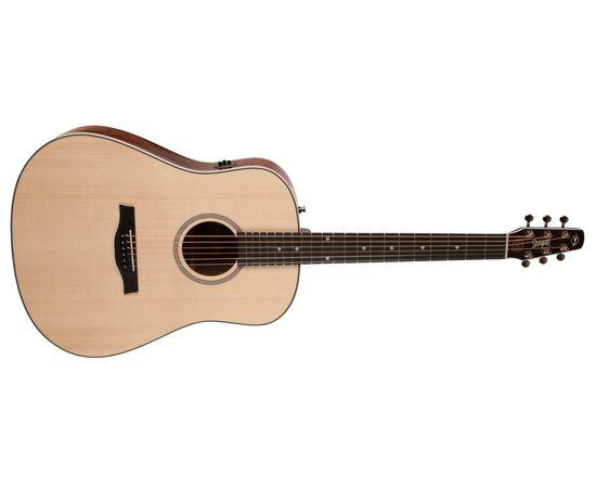Акустична гітара з підключенням SEAGULL 046454 Maritime SWS SG QIT, фото 3