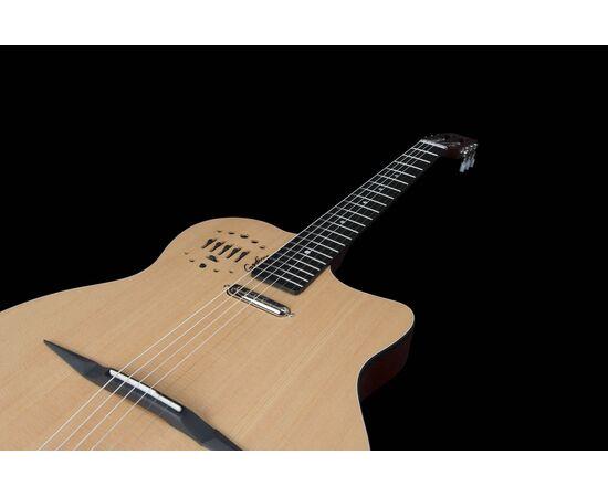 Электроакустическая гитара GODIN 047109 Multiac Gypsy Jazz (с кофром), фото 5