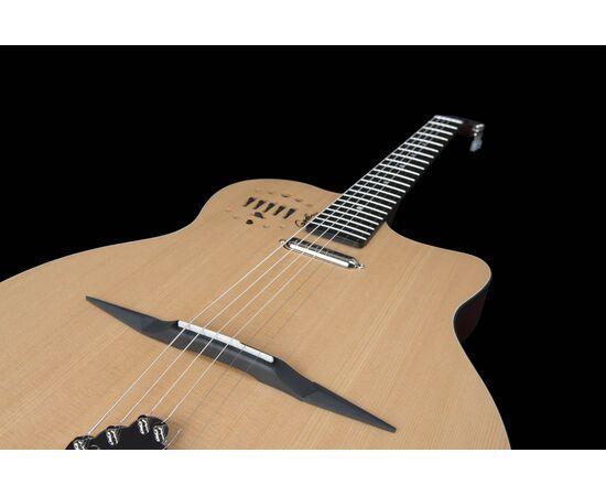 Электроакустическая гитара GODIN 047109 Multiac Gypsy Jazz (с кофром), фото 7