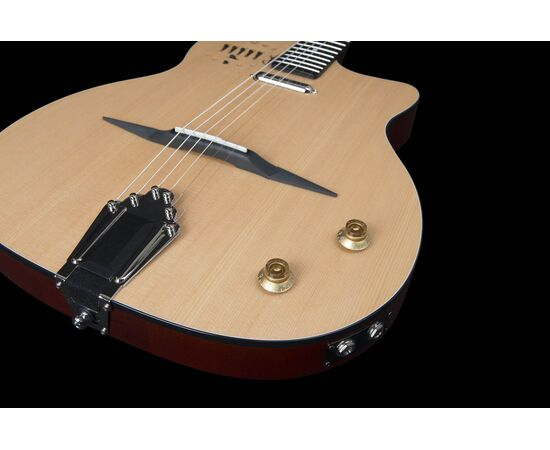 Электроакустическая гитара GODIN 047109 Multiac Gypsy Jazz (с кофром), фото 8