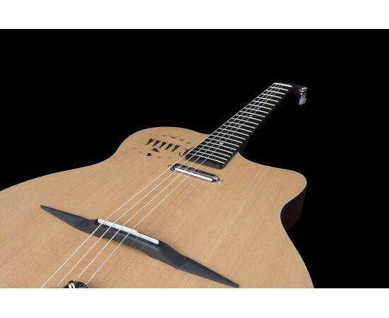 Электроакустическая гитара GODIN 047109 Multiac Gypsy Jazz (с кофром), фото 9