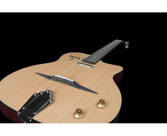 Электроакустическая гитара GODIN 047109 Multiac Gypsy Jazz (с кофром), фото 10