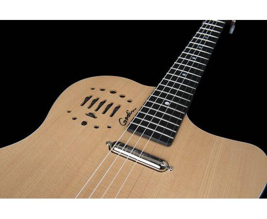 Электроакустическая гитара GODIN 047109 Multiac Gypsy Jazz (с кофром), фото 11