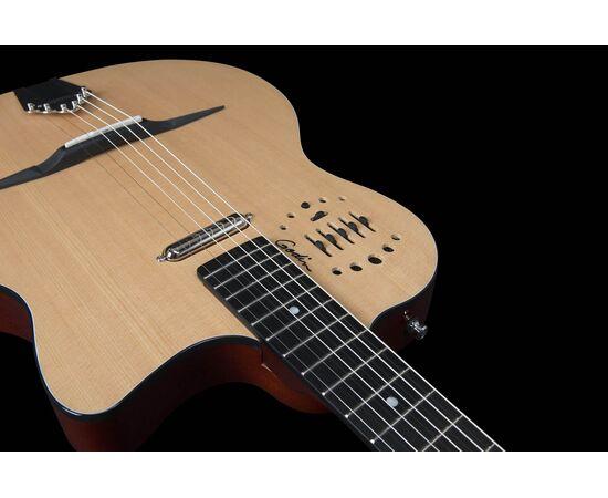 Электроакустическая гитара GODIN 047109 Multiac Gypsy Jazz (с кофром), фото 12