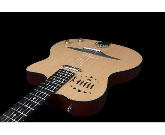 Электроакустическая гитара GODIN 047109 Multiac Gypsy Jazz (с кофром), фото 13