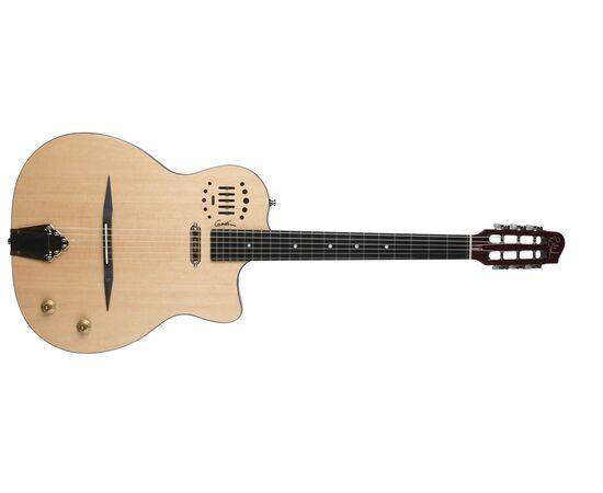 Электроакустическая гитара GODIN 047109 Multiac Gypsy Jazz (с кофром), фото 2