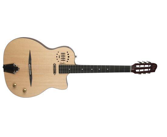 Электроакустическая гитара GODIN 047109 Multiac Gypsy Jazz (с кофром), фото 3