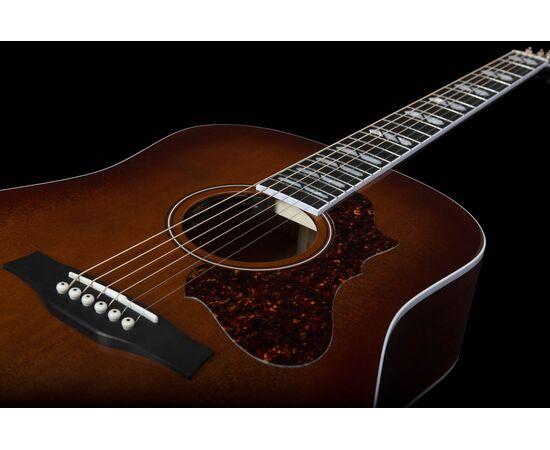 Акустическая гитара с подключением GODIN 047918 Metropolis LTD Havana Burst HG EQ (с кофром), фото 7