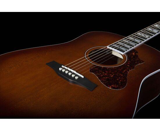 Акустическая гитара с подключением GODIN 047918 Metropolis LTD Havana Burst HG EQ (с кофром), фото 8