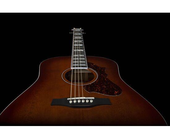 Акустическая гитара с подключением GODIN 047918 Metropolis LTD Havana Burst HG EQ (с кофром), фото 10