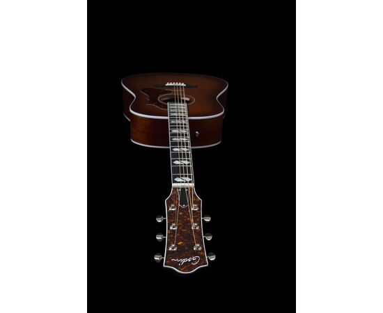 Акустическая гитара с подключением GODIN 047918 Metropolis LTD Havana Burst HG EQ (с кофром), фото 12