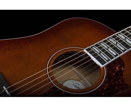 Акустическая гитара с подключением GODIN 047918 Metropolis LTD Havana Burst HG EQ (с кофром), фото 9