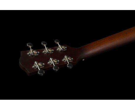 Акустическая гитара с подключением GODIN 047918 Metropolis LTD Havana Burst HG EQ (с кофром), фото 13