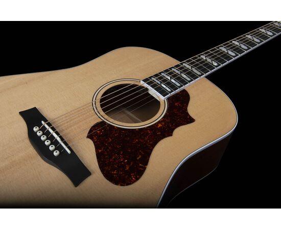 Акустична гітара з підключенням GODIN 047925 Metropolis LTD Natural HG EQ (з кофром), фото 7