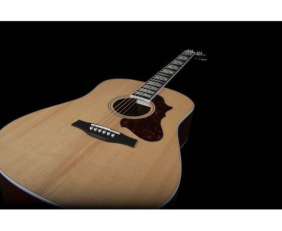Акустична гітара з підключенням GODIN 047925 Metropolis LTD Natural HG EQ (з кофром), фото 12