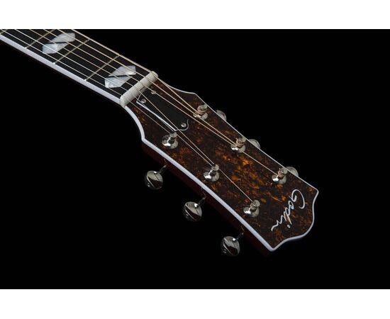 Акустична гітара з підключенням GODIN 047925 Metropolis LTD Natural HG EQ (з кофром), фото 15