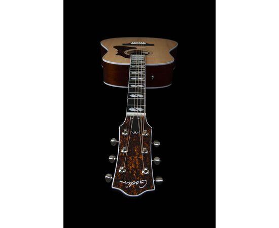 Акустична гітара з підключенням GODIN 047925 Metropolis LTD Natural HG EQ (з кофром), фото 14