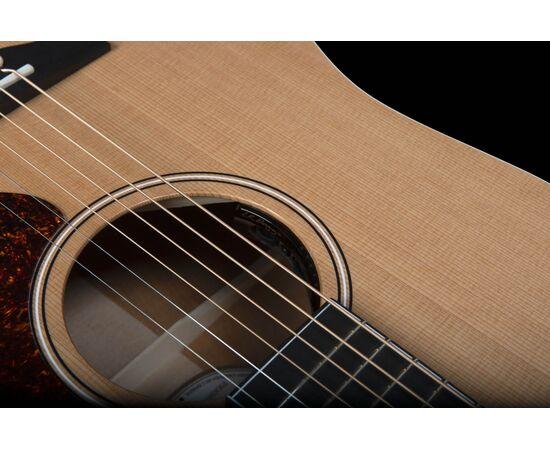 Акустическая гитара с подключением GODIN 047932 Metropolis Natural Cedar EQ (с кофром), фото 10