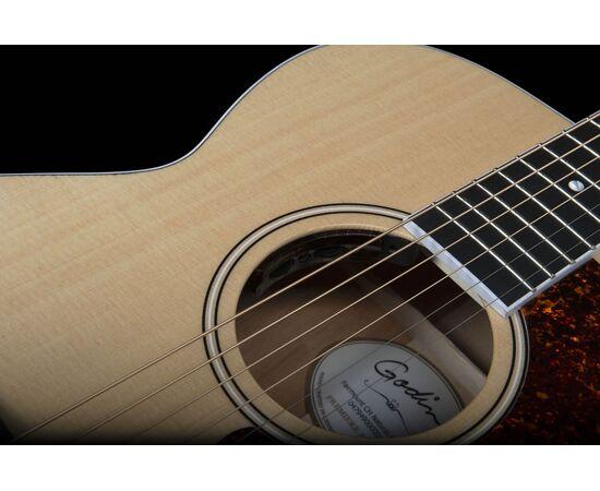 Акустична гітара з підключенням GODIN 047949 Fairmount CH Natural HG EQ (з кофром), фото 7