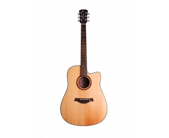 Акустическая гитара Alfabeto SOLID WMS41 NT + чехол, фото