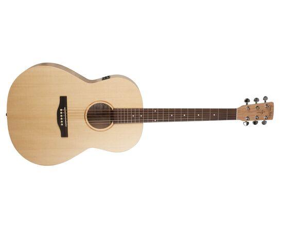 Акустична гітара з підключенням Simon & Patrick 039739 Trek Nat Folk Solid Spruce SG EQ, фото 2