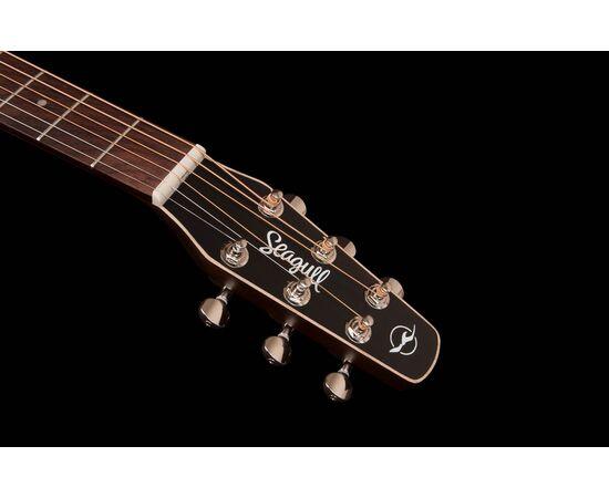 Акустическая гитара с подключением SEAGULL 046416 S6 Original SLIM QIT, фото 12