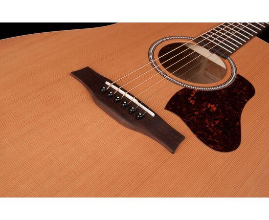 Акустическая гитара с подключением SEAGULL 046416 S6 Original SLIM QIT, фото 6