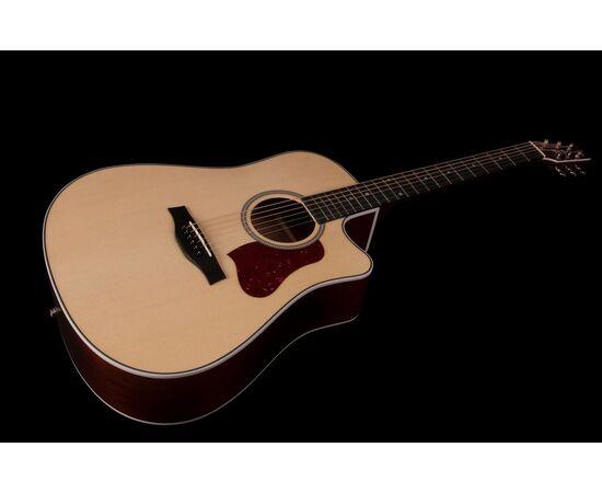 Акустична гітара з вирізом та підключенням SEAGULL 046430 Maritime SWS CW GT QIT, фото 6