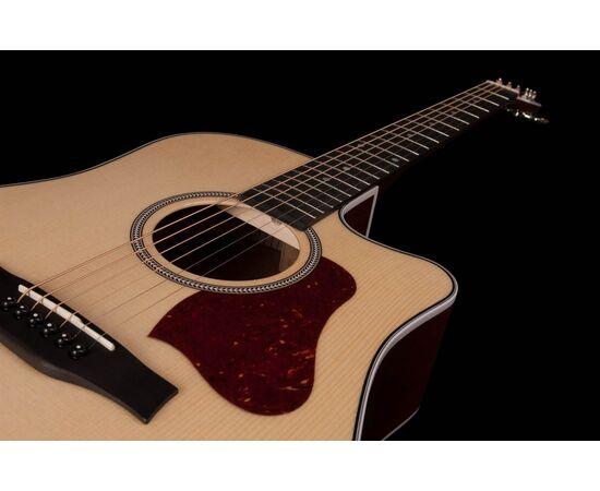 Акустична гітара з вирізом та підключенням SEAGULL 046430 Maritime SWS CW GT QIT, фото 7