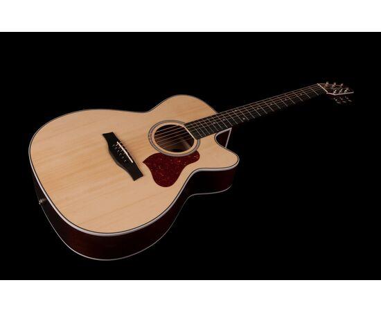 Акустическая гитара с вырезом и подключением SEAGULL 046447 Maritime SWS CH CW QIT, фото 6