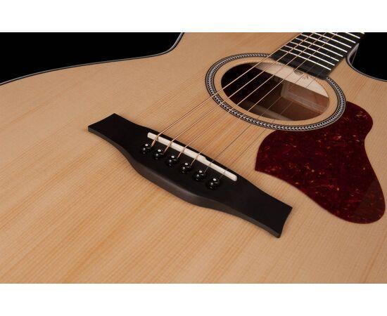 Акустическая гитара с вырезом и подключением SEAGULL 046447 Maritime SWS CH CW QIT, фото 8